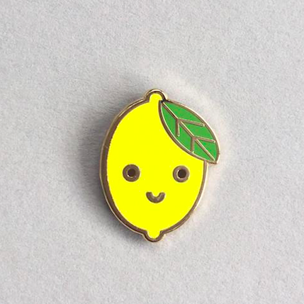 Lemon Pin - coming soon!