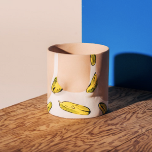 Group Partner - Light Girl Banana Pot