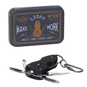 Gentlemen's Hardware Multitool Keyring