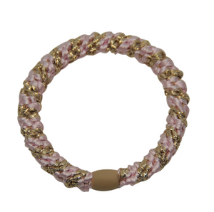 Kknekki Hair Band - Pink/Gold