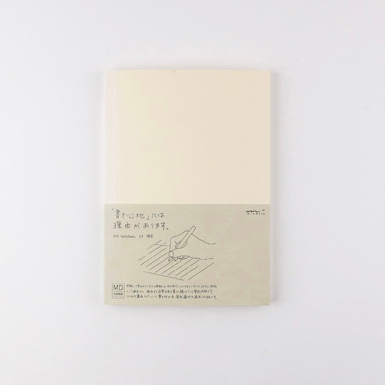 Midori MD Notebook Cotton A5 Lined