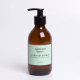 Nathalie Bond Organics Liquid Soap - Peppermint & Eucalyptus