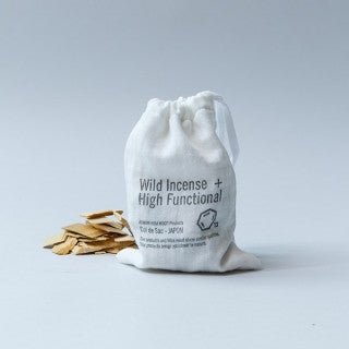 HIBA WOOD Woodchips in bag