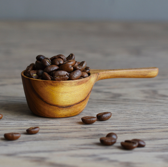 KInto SLOW COFFEE - måleske / wooden measuring spoon