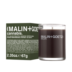 Malin+Goetz Cannabis Mini duftlys / scented candle
