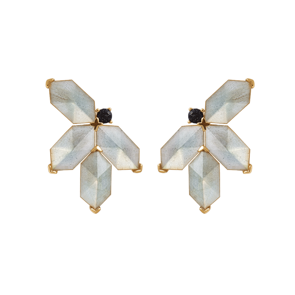 PD Paola Mercure Earrings - pt udsolgt/sold out