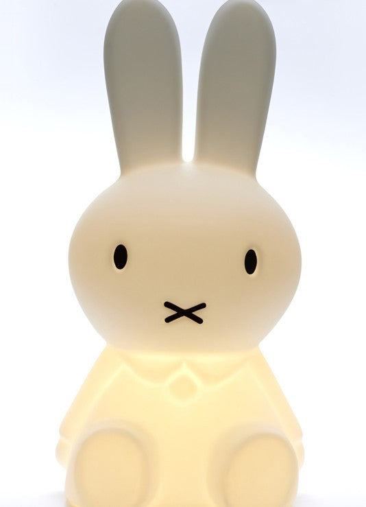 Mr Maria Miffy Lampe Rabbit Lamp K 248 B I Areastore Tilbud