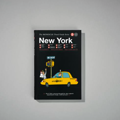 The Monocle Travel Guide - New York/pt udsolgt - sold out