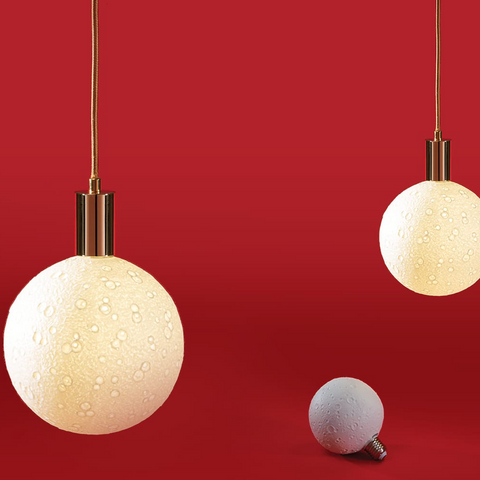Seletti Moon Bulbs