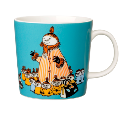 Arabia Mumikrus Mymbles mor / Moomin Cup Mymble´s mother