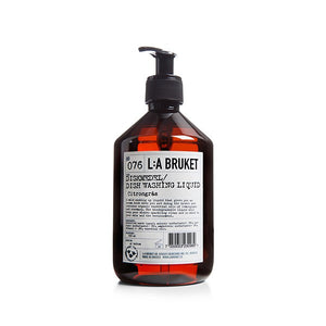 L:A Bruket Dish Washing Liquid - 076 Lemongrass/Rosemary