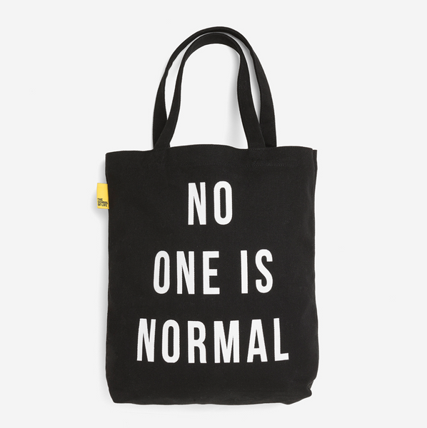 The School of Life Toge Bag - No One Is Normal