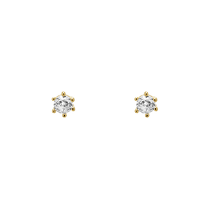 PD Paola Nora Gold Earrings