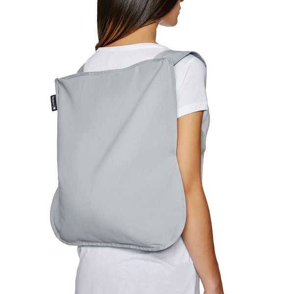 Notabag - Bag and Backpack -  Grey