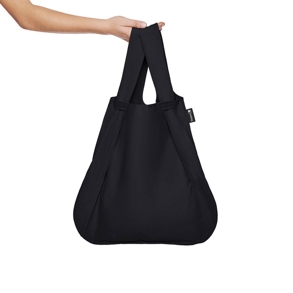 Notabag - Bag and Backpack - Black
