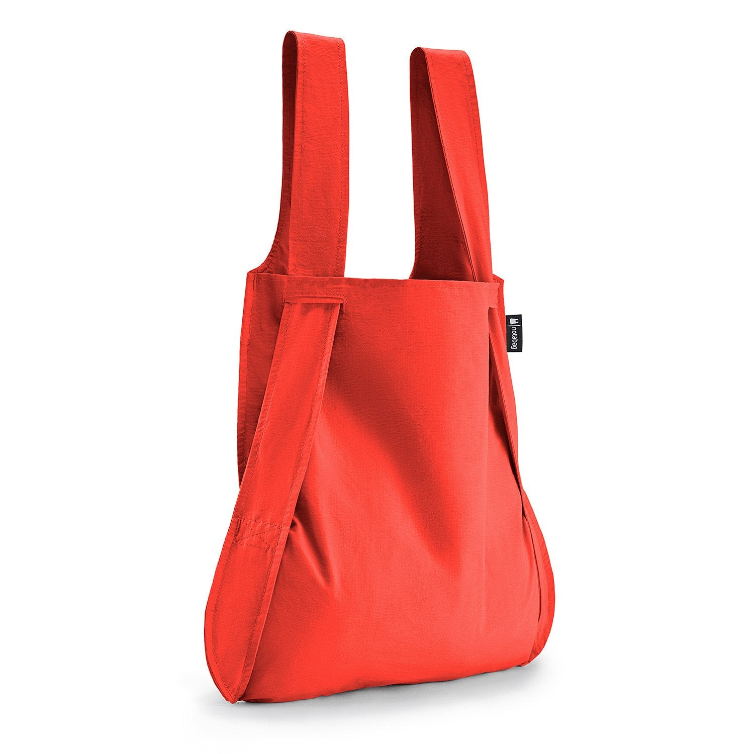 Notabag - Bag and Backpack -  Red