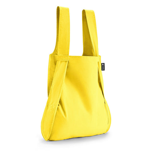 Notabag - Bag and Backpack -  Yellow