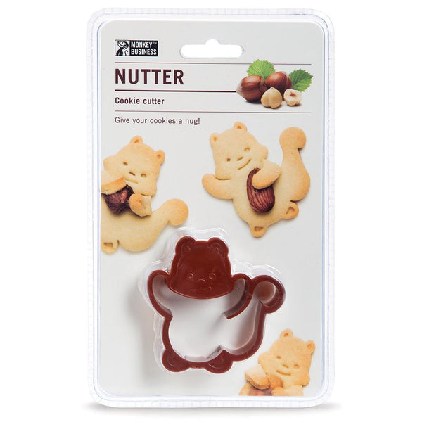 Monkey Business Nutter Cookie Cutter