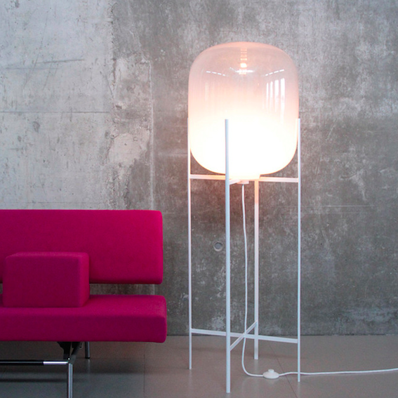 ODA Lamp Large - White