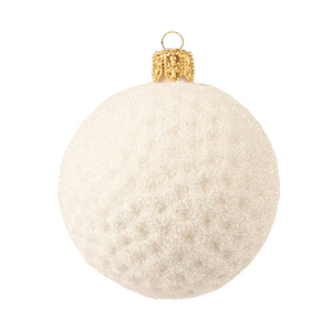 Golfkugle julepynt / Golf Ball ornament