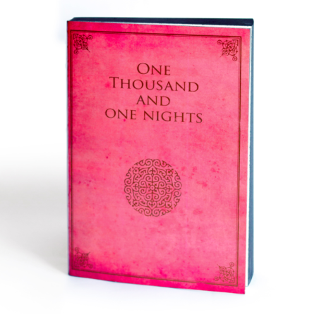 Slow Design Libri Muti - One Thousand and One Night
