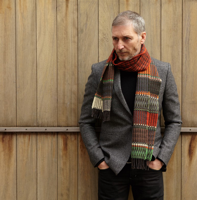 Wallace Sewell Dart Scarf