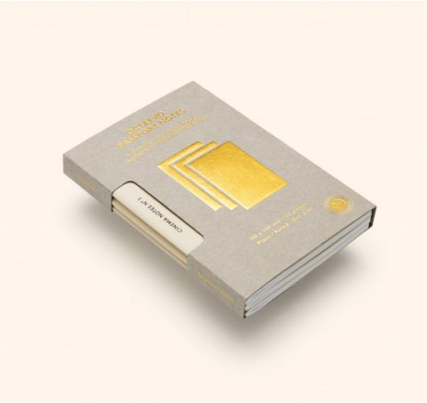 OCTAEVO Cinema Notes Gold Pack