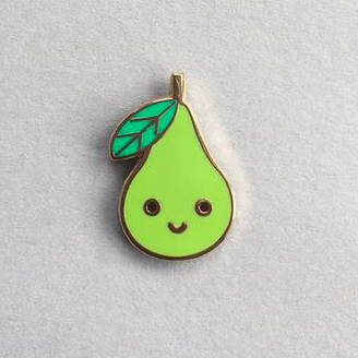 Pear Pin - coming soon!