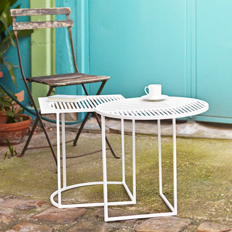 Petite Friture ISO-A Side Table (Round)