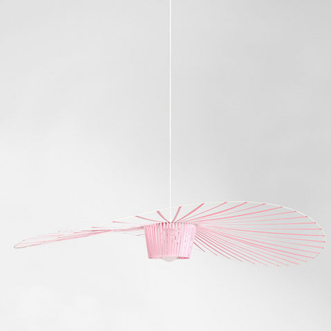 Petite Friture Vertigo lamp Large - Light Pink