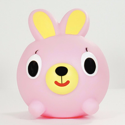 Sankyo Toys Jabber Ball! Pink Rabbit