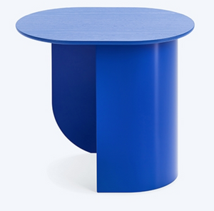 Royal Blue Side Table