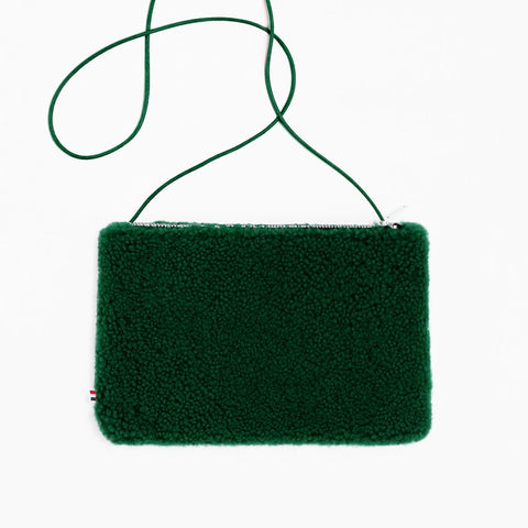 Toasties Paris Pouch/bag - Green - coming soon!