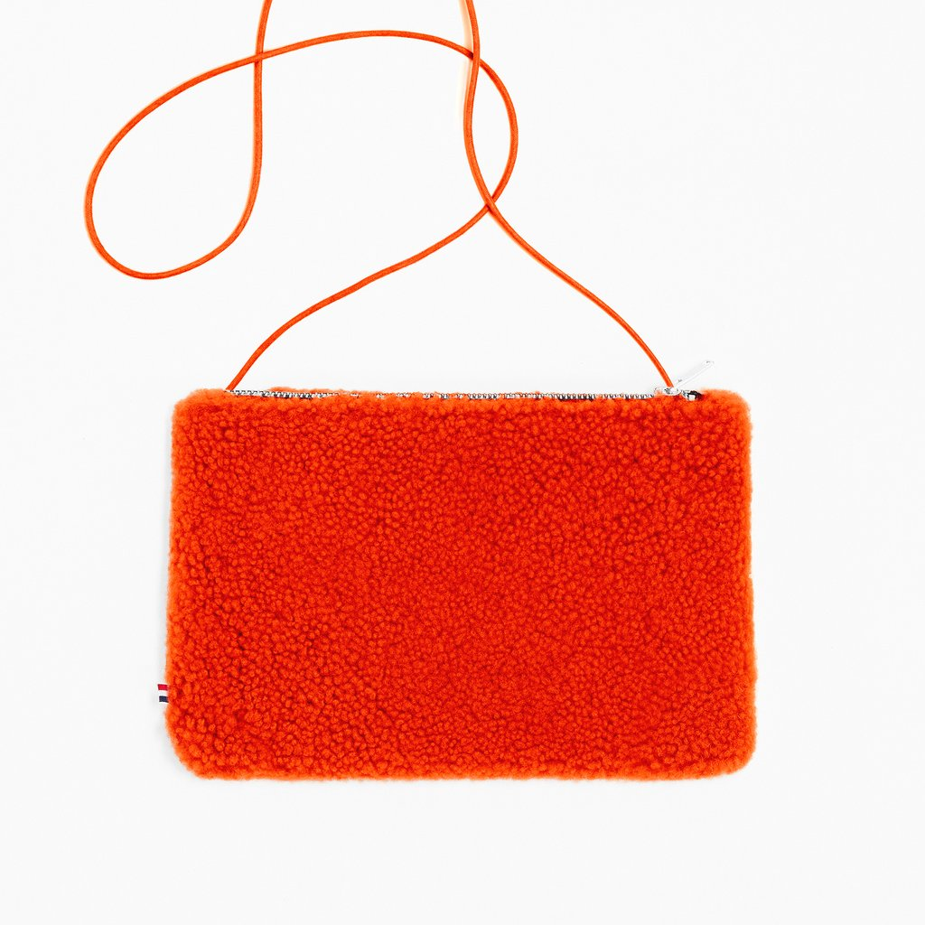 Toasties Paris Pouch/bag - Orange