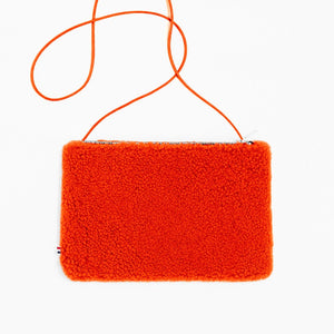 Toasties Paris Pouch/bag - Orange - coming soon!