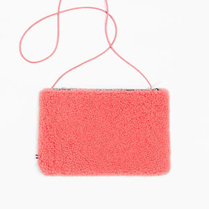 Toasties Paris Pouch/bag - Rose - coming soon!