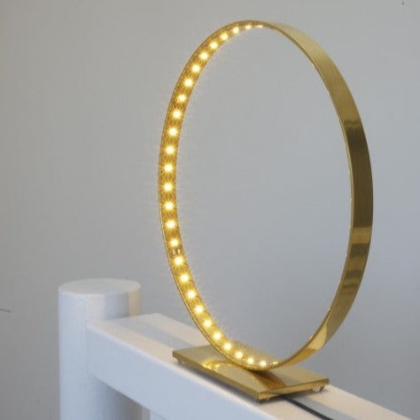Le Deun Luminaires Circle Light Micro - Gold