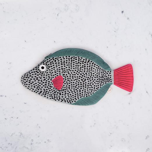 Don Fisher Triggerfish (Ballestra) Case
