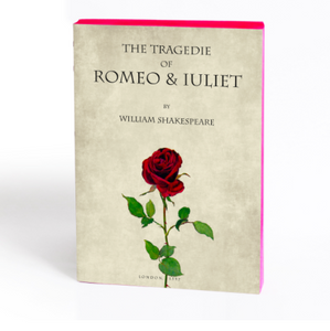 Slow Design Libri Muti - Romeo & Juliet