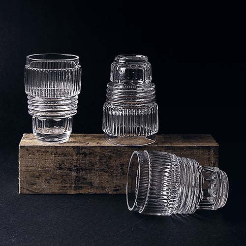 Seletti x Diesel Machine Collection - Set of 3 Glasses L