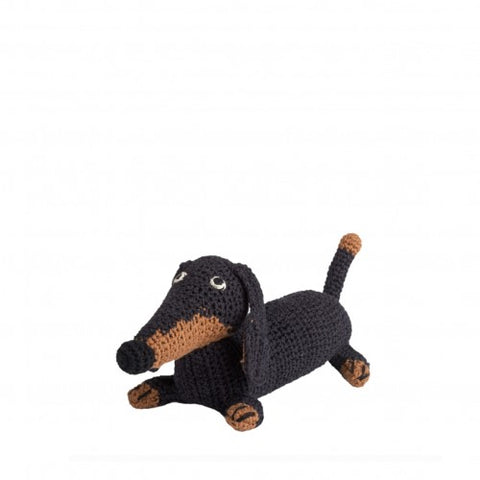 Anne Claire Petit Gravhund / Dachshund - soon back in stock!