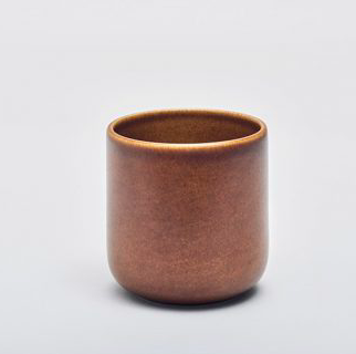 Mette Duedahl LAND Collection - Lille kop - Chestnut / small cup