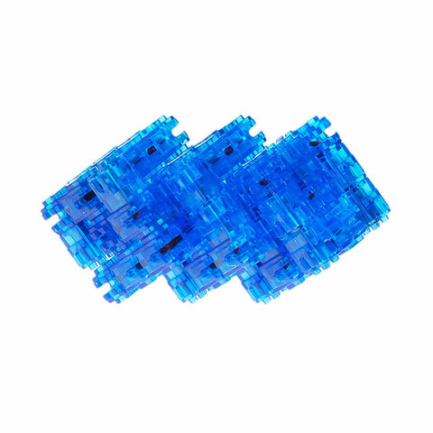 Snaak 3D Puzzle - Blue