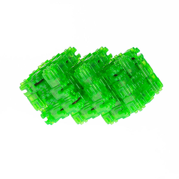 Snaak 3D Puzzle - Green