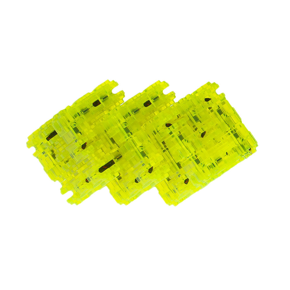 Snaak 3D Puzzle - Yellow