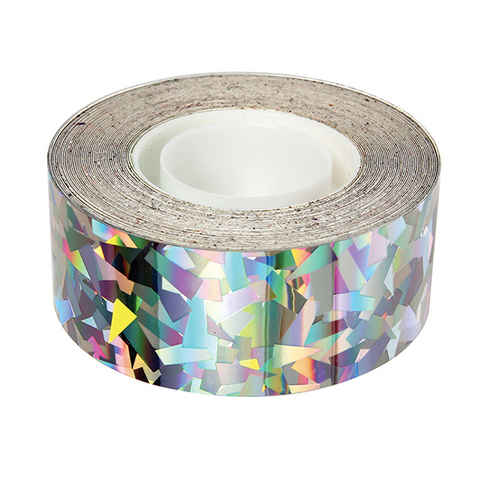 Sparkly Silver Tape - coming soon!