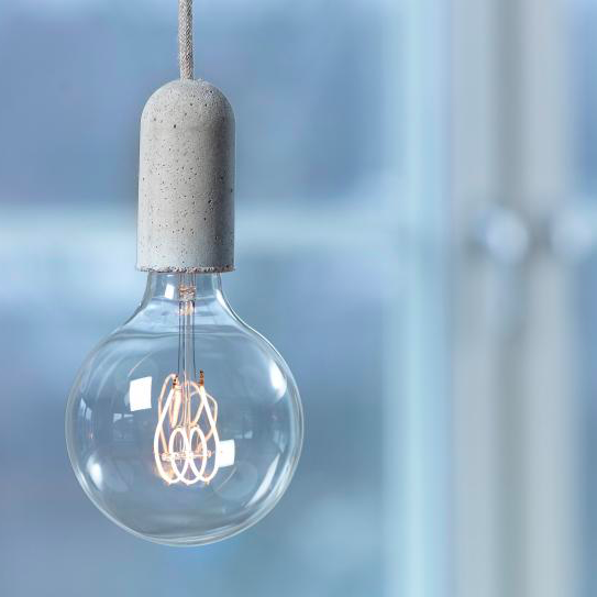 NUD Spin LED Bulb