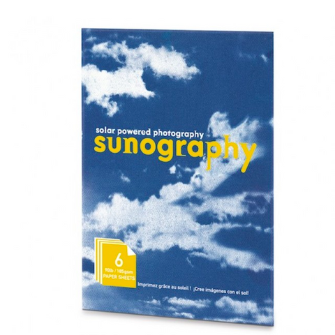 Sunography Solar-Powered Photography - pt udsolgt/sold out