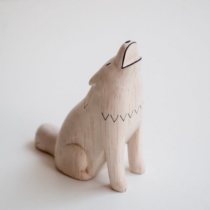 T-Lab PolePole animals - Wolf
