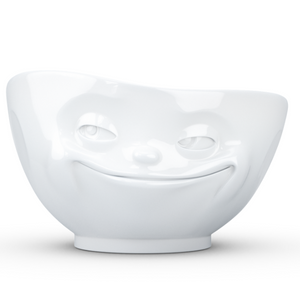 Expression Bowl - Grinning